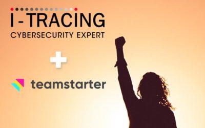 Comment I-TRACING repense la cohésion d'entreprise en télétravail avec Teamstarter