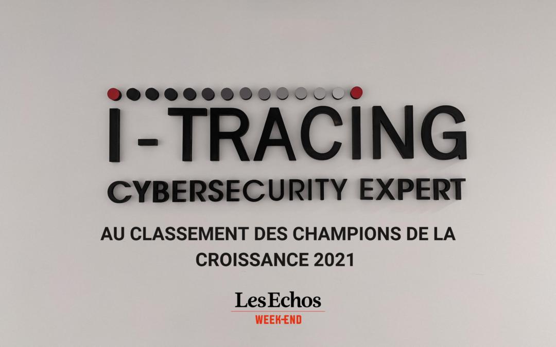 I-TRACING parmi les Surdoués de la Croissance 2021 !