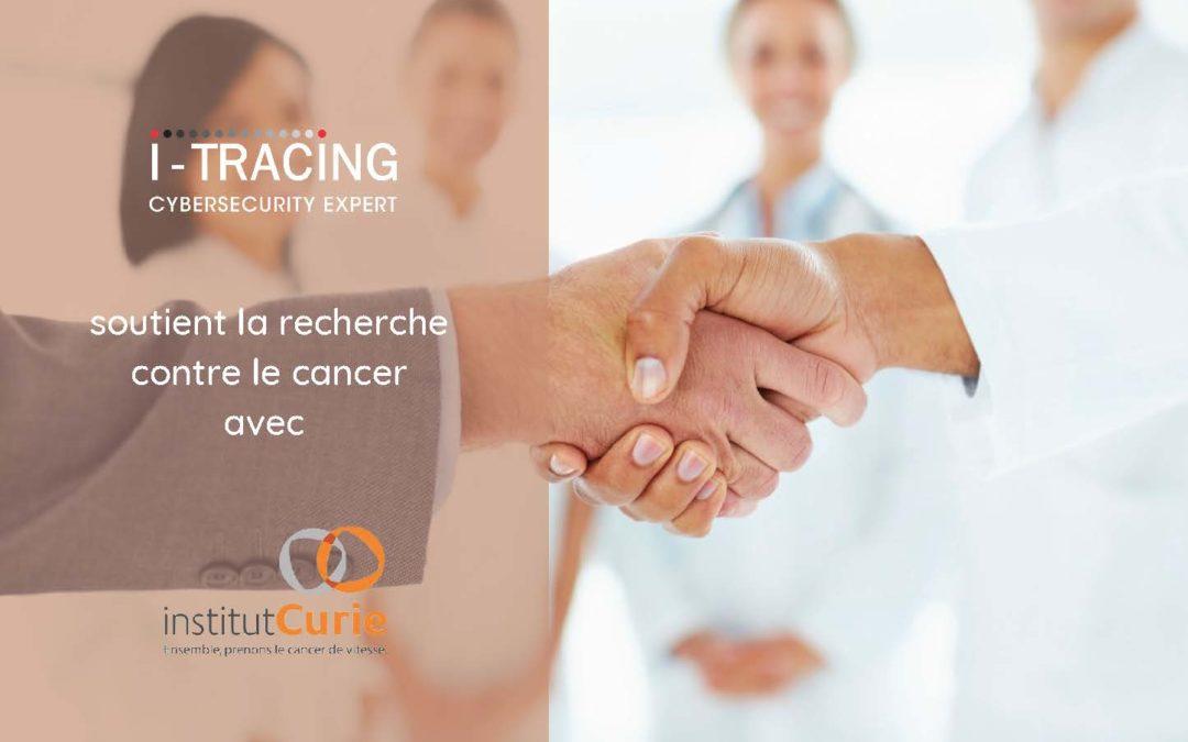 I-TRACING soutient l'Institut Curie dans la recherche contre le cancer